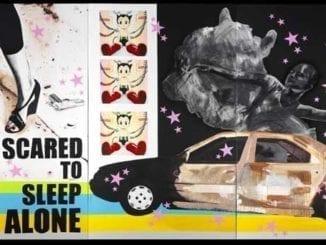Stuart Semple : Scared-to-Sleep-Alone