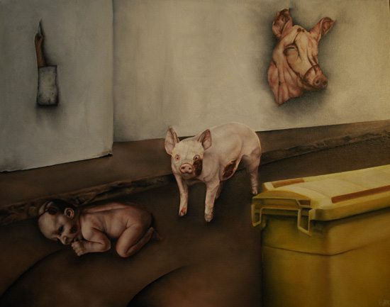 Adam Bloom Pigs