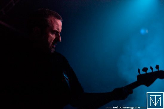 ben, green, godflesh, 2011