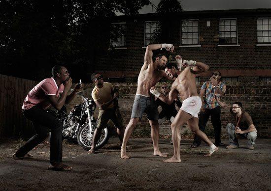 david otokpa - fight club