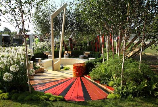 Hampton Flower Show by Rob Mann