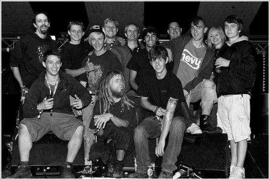 hevyfestival 2011 crew