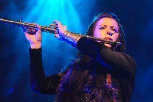 Olivia Sparnenn by Tim Hall