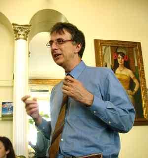 Dr Marco Paret