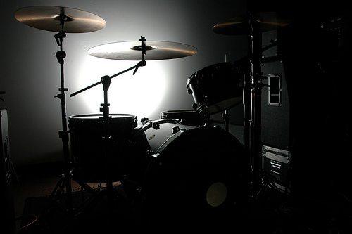 Neurosis Drum kit