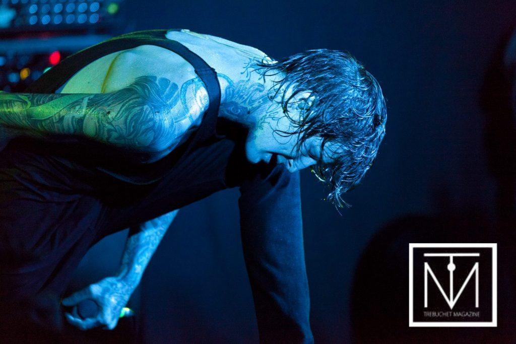 Mitch Lucker Suicide Silence - Carl Batson
