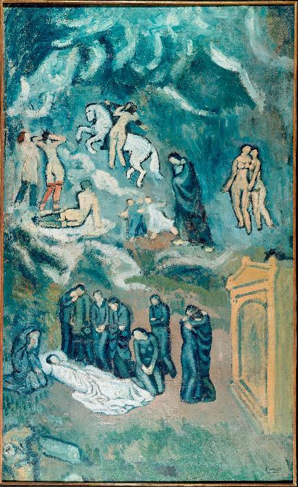 Picasso, Evocation