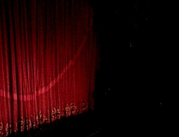 nick cave - red curtain