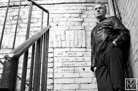 Mick Harvey - stairs