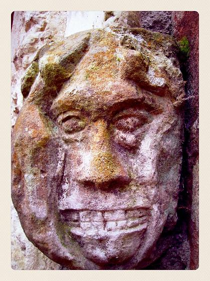 A picture of the Green Man