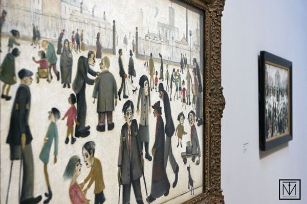 A picture by Lowry