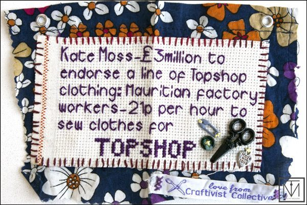 Craftivist Top Shop