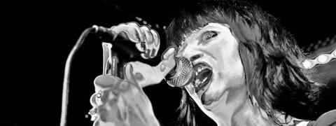 A picture of Lydia Lunch