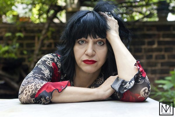A picture of Lydia Lunch by Carl Byron Batson