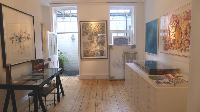 A picture of Rebecca Hossack Gallery
