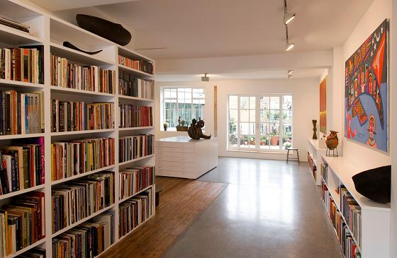 A picture of Rebecca Hossack Gallery