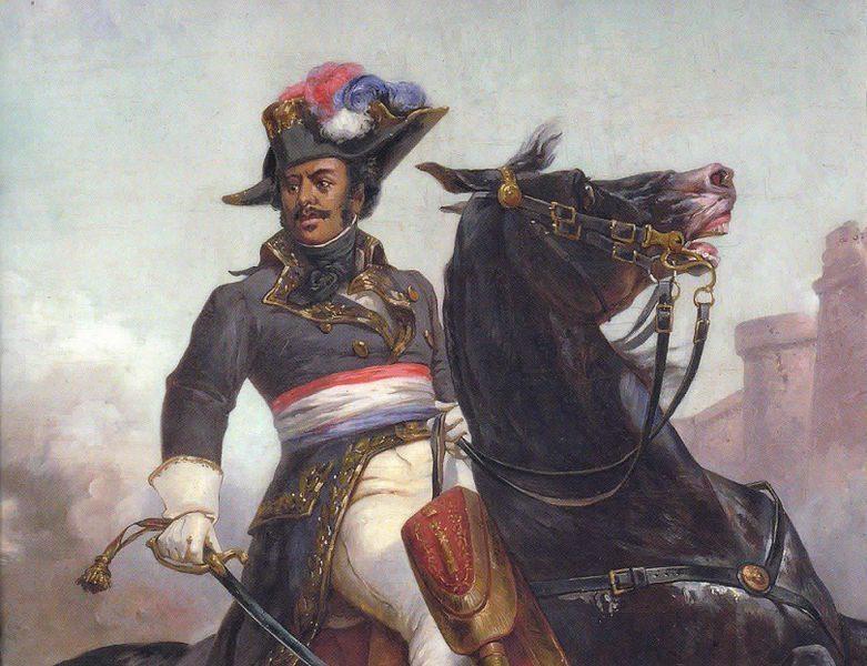General Alexandre Dumas by Olivier Pichat