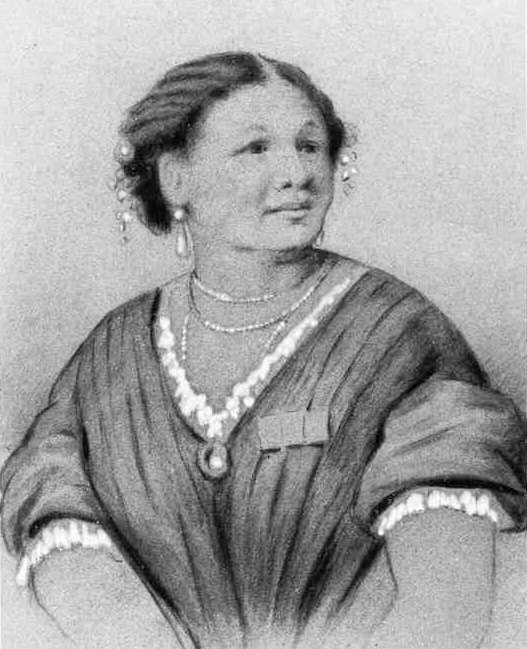 A picture of Mary Seacole