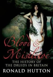 A picture of Blood and Mistletoe by Ronald Hutton
