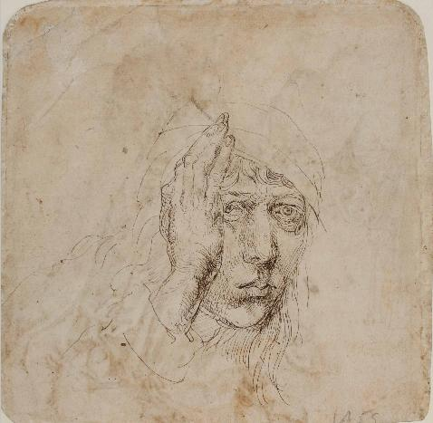 A self-portrait by Albrecht Durer