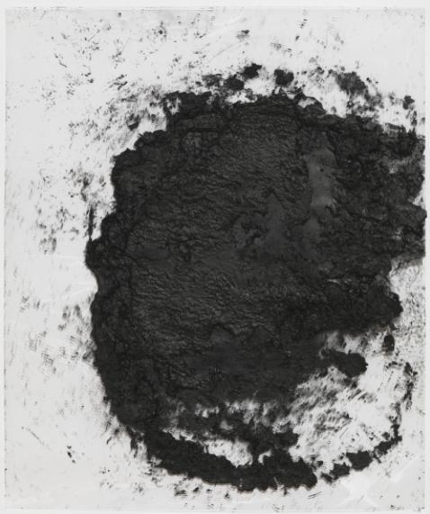 An artwork by Richard Serra