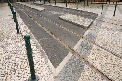 A picture of a street in Lisbon by Freedigitalphotos.net/Artur84