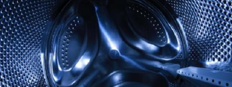 A picture of a washing machine drum by Freedigitalphotos/Darren Robertson
