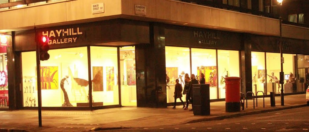 A picture of Hay Hill Gallery