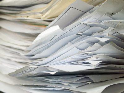 A picture of documents by Nuttakit/Freedigitalphotos.net