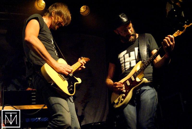A picture of the Von Hertzen Brothers by Tim Hall