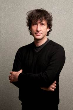 A picture of Neil Gaiman