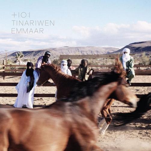 Cover image of Tinariwen's Emmaar
