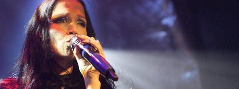 A picture of Tarja by Tim Hall