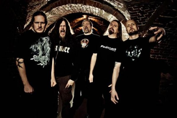 Meshuggah courtesy of Nuclear Blast