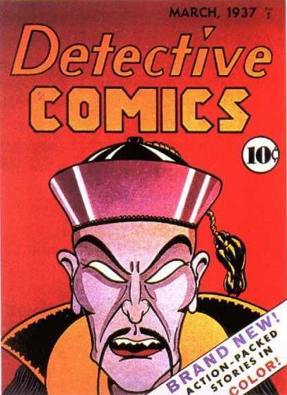 Detective Comics issue 1