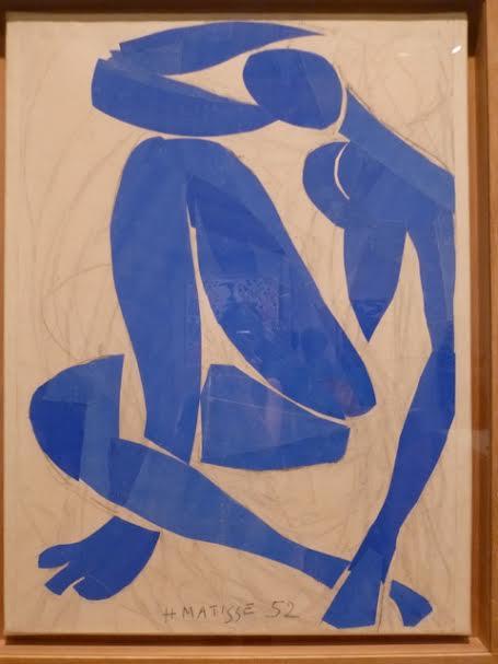 An artwork by Matisse