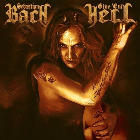 A picture of Sebastian Bach