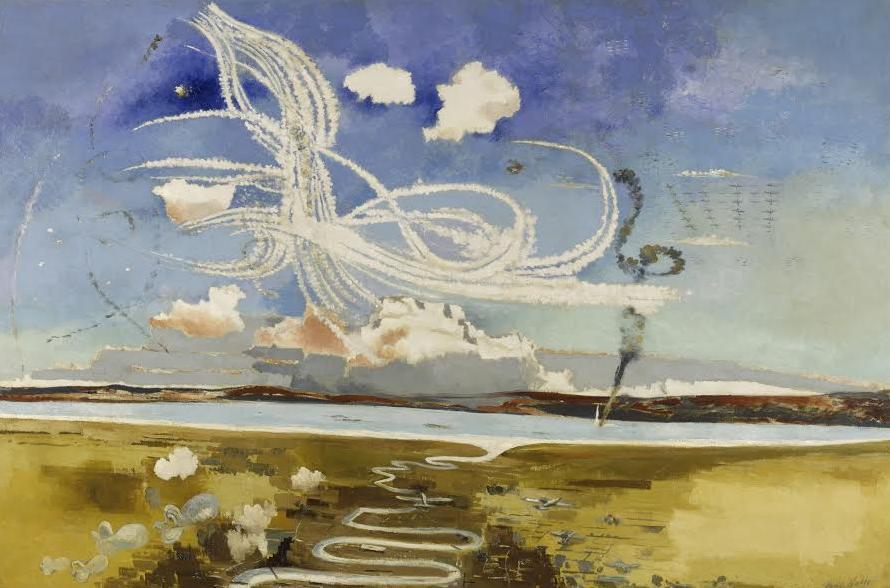 Paul Nash, Battle of Britain