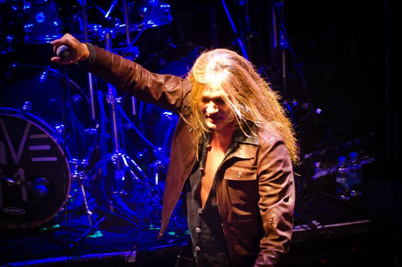 Sebastian Bach by Sally Newhouse