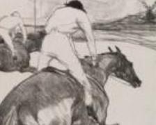 Toulouse Lautrec, Horses