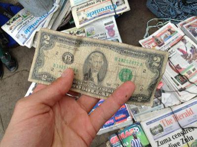 Zimbabwe Currency Exchange White Paper January 1 2017