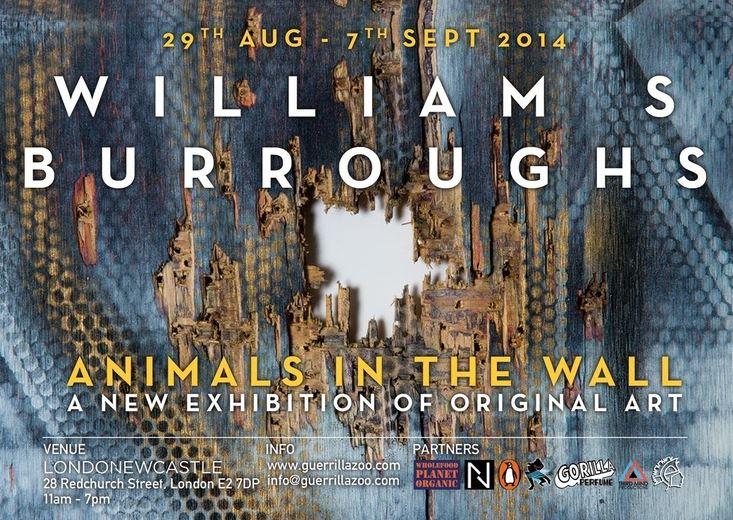 Animals in the Wall exhibition