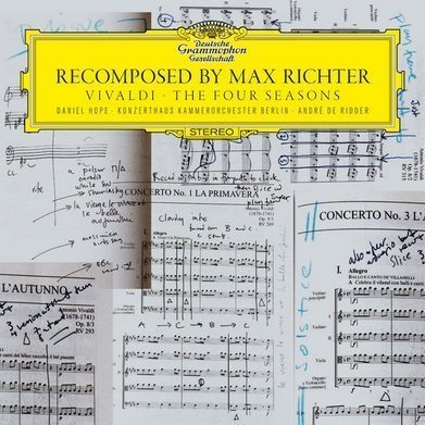 Max Richter, Vivaldi Recomposed