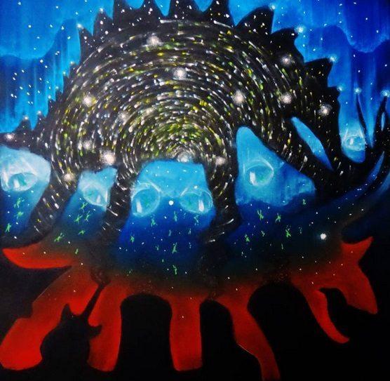 trojan horse, world turned upside down