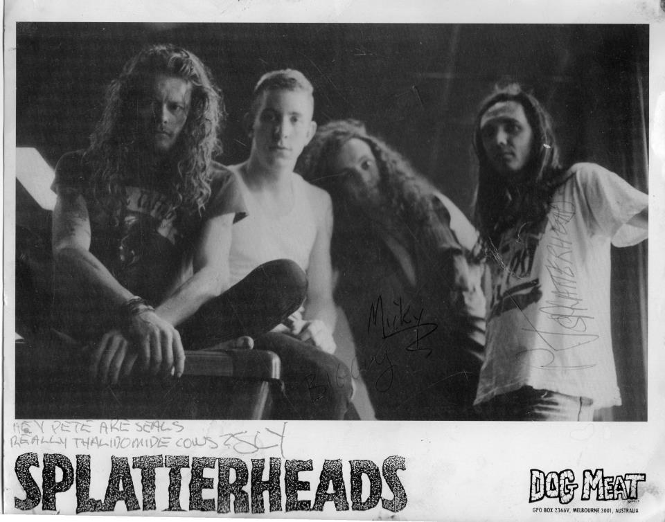 Splatterheads