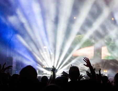 gig, crowd