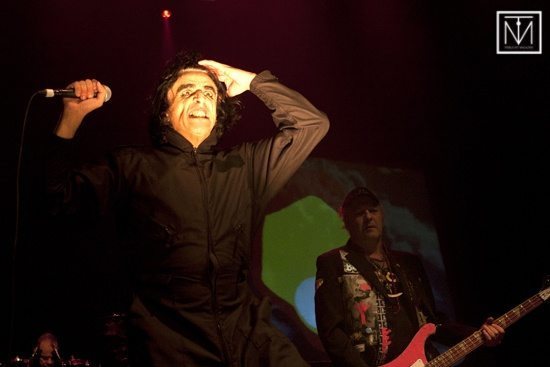 Killing Joke - Roundhouse March 2012 - Images Copyright Carl Batson