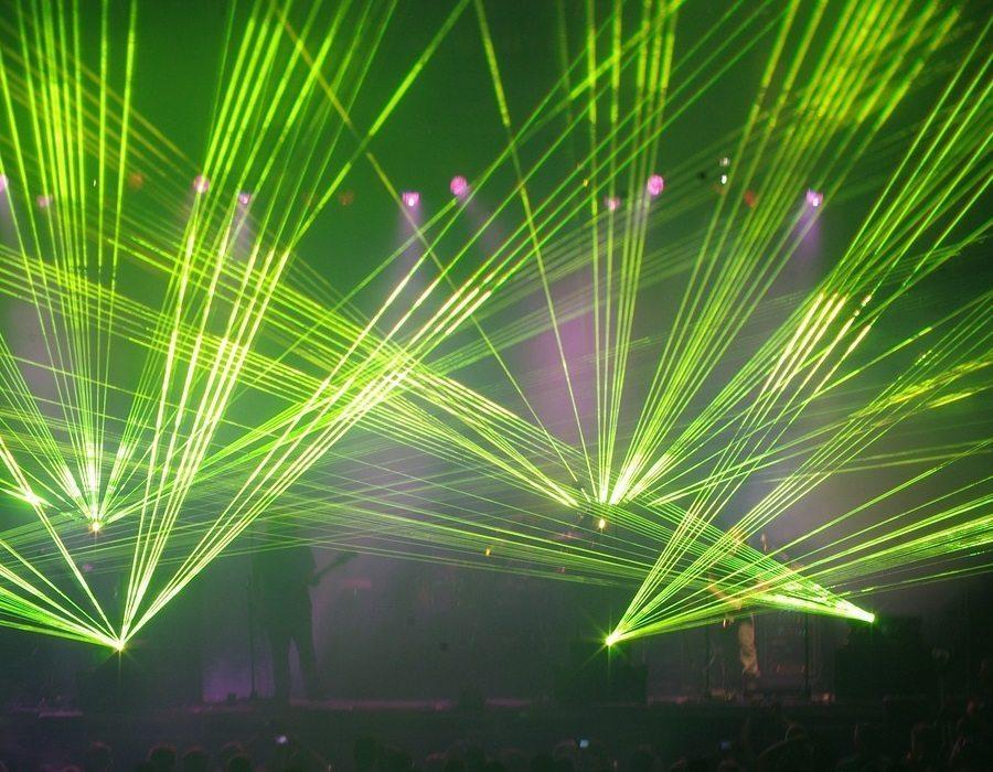laser gig