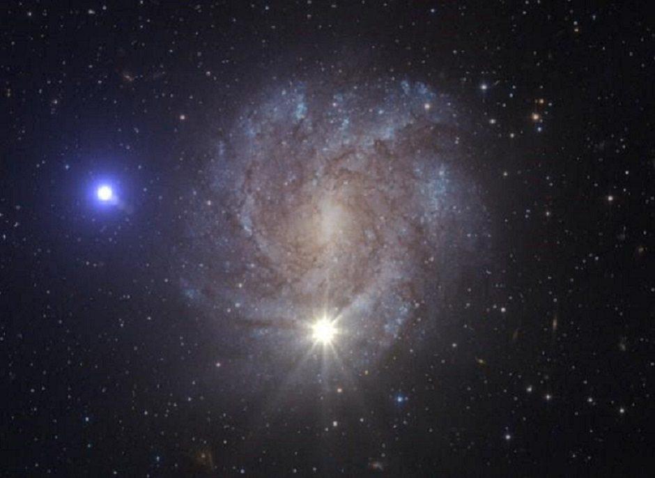 Fast star by ESA Hubble, NASA
