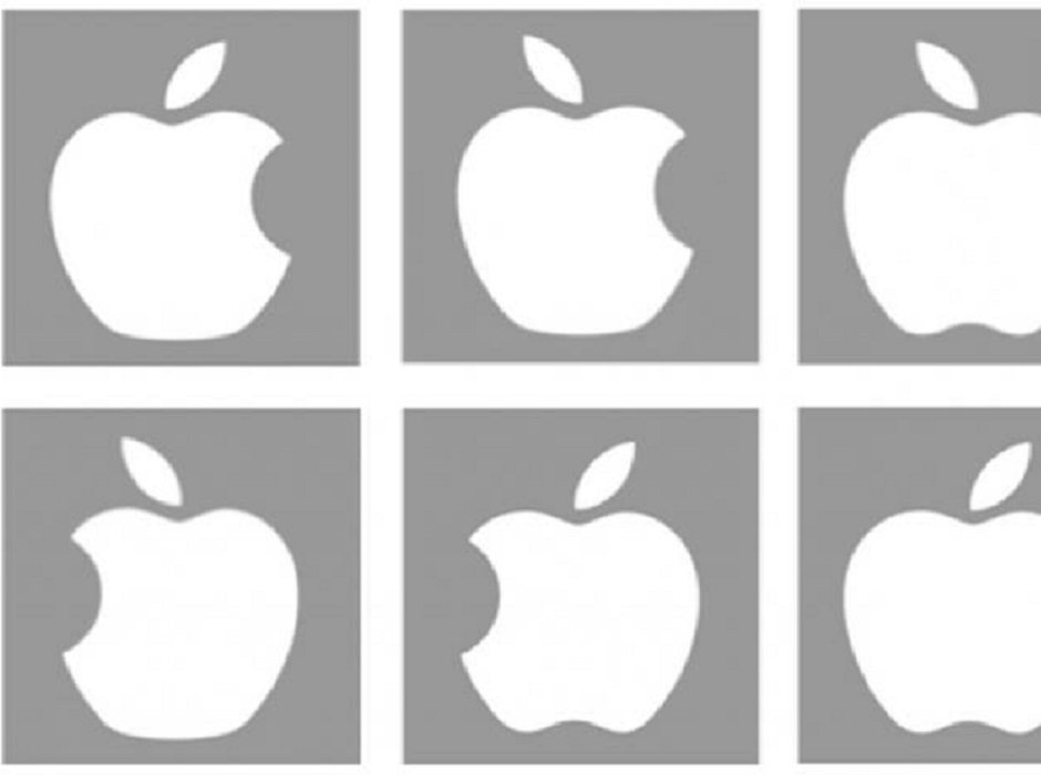 apple logos feature